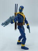 """Marvel Legends Blue Suit Deadpool Strong Guy BAF 6"""" Figure NO BAF FREE SHIPPING!"""