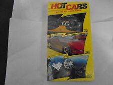 Hot Cars VHS Behind the Wheel Racing Le Mans Ford GT40 300 SL Shelby & CHEVY NEW