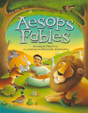 Aesop's Fables by Saviour Pirotta (Paperback, 2007)-F033