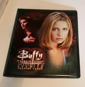 Buffy Vampire Slayer Season Two Trading Card Album Binder (Inkworks, 2004)