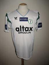 Dyskobolia Grodzisk MATCH WORN Poland CUP football shirt soccer jersey size L