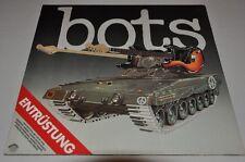 Bots - Entrüstung - Deutsch 80er - Album Vinyl Schallplatte LP