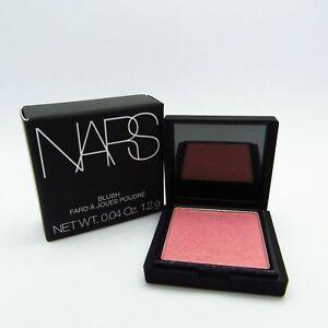 Nars Orgasm Blush Mini Size 0.04 oz / 1.2 g Brand New In Box + BONUS GIFT