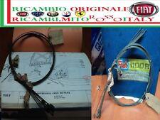 CAVO COFANO ANTERIORE FIAT 500  F L R BONNET CABLE CABLE DU CAPOT