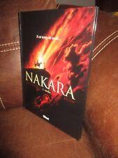 Rollin-Nakara- volume 1-EO+dessin dédicacé- original a l encre&mine de plomb