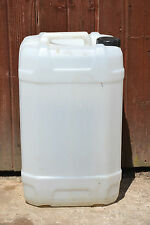 Plastic Water container 25ltrs
