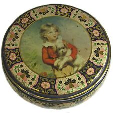 SoniaMcD's Trashed Out Treasures--Vintage English Biscuit Tin