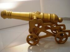 LARGE Marine CANNON with STAND –  Best Collection – Heavy - RARE (5005)