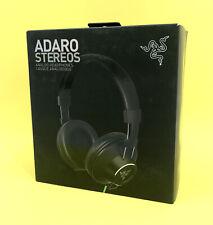 Razer Adaro Stereos Analog Headphones RZ12-01100100-R3U1 (Black/Green) #1099