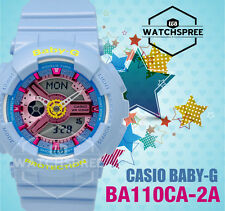 Casio Baby-G BA-110 Series Analog Digital Watch BA110CA-2A AU FAST & FREE