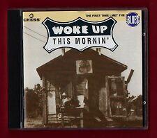 WOKE UP THIS MORNIN' (1994 24 trk CD) Little Walter, Elmore James, Howlin' Wolf
