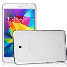 TPU Silikon Case für Samsung Galaxy Tab 4 7.0 T230/T231 Matt Klar Crystal Cover
