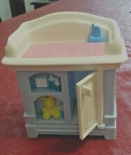 Fisher Price Loving Family Dollhouse Baby Change Table
