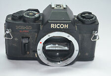RICOH KR-10 SUPER 35mm FILM SLR CAMERA BODY PENTAX P/K MOUNT SPARE PARTS REPAIR