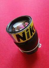 Nikon Nikkor 135mm f 2.8 Ai Manual focus Full Frame Medio Teleobiettivo