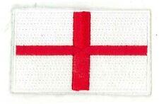Fahnenaufnäher Flaggen Aufnäher England 6,5x4cm mit Bügelrückseite