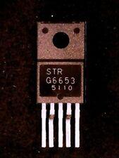 STRG6653 - Sanken Switching Regulator (TO-220F-5) JVC DR-MH20 Reparatur