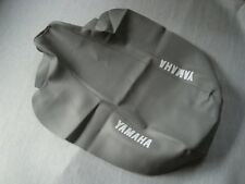 Motorcycle seat cover - Yamaha XT600E 4PT DJ02 in Grey