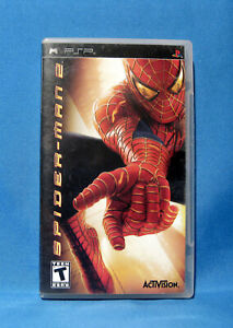 Spider-Man 2 Sony PSP 2005 Action Packed Levels