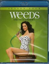 WEEDS-Fourth Season 4-Blu Ray-2 Disc Set R1-BRAND NEW-Still Sealed