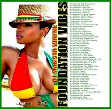 REGGAE REVIVE FOUNDATION VIBES MIX CD