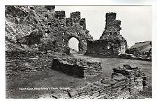 North Gate King Arthur's Castle Tintagel Real Photo Postcard c1950