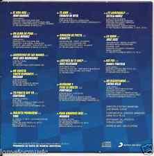 rare CD 80's Isabel Pantoja PIMPINELA Cchayanne MECANO jeanette FRANCO DE VITA