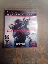 Crysis 3 Hunter Edition (PS3, 2013)  Ex Rental