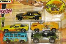 Matchbox Scooby Doo 5 pack safari club