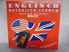 Berlitz, Target - Englisch natürlich lernen, Lehrbuch & Cassetten, #SO-147