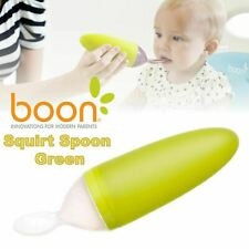 Boon Squirt Spoon¦Squeeze Baby Food Feeding¦Dispensing Spoon¦Feeding Accessory