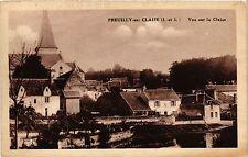 CPA  Preuilly-sur-Claise (I.-et-L.) -Vue sur la Claise (299245)