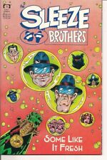 The Sleeze Brothers #1 - 6 by Epic Comics