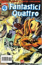 Fantastici Quattro 144 - L'ascesa di Atlantide - Star Comics Marvel Ed. Panini