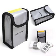 Battery Bag for Dji Mavic Pro Phantom 3 4 Safe Charging and Storage Lipo Guard