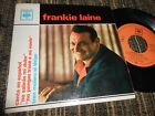 "FRANKIE LAINE No sabras mi dolor/No pongas.+2 EP 45 7"" 1963 SPAIN *sung SPANISH*"