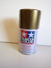 Tamiya - COLOR SPRAY PAINT FOR PLASTICS 100 ml - TS-21 GOLD