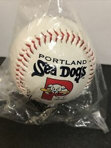 Portland Sea Dogs- Boston Red Sox- New Sealed Baseball Sponsered By CMP