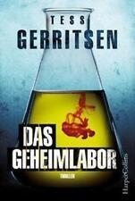 Das Geheimlabor von Tess Gerritsen (2016, Taschenbuch), UNGELESEN