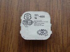 UNITAS 705 UZ, ESCAPE WHEEL, CAL. 600 620 (NOS) vintage watch parts