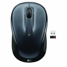 Logitech Wireless Mouse M325 (anthrazit/schwarz, Retail, 910-002335)