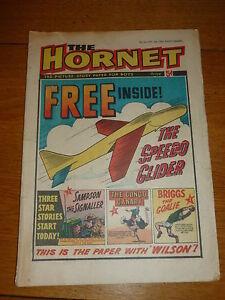 THE HORNET Comic - No 56 - Date 03/10/1964 - UK Paper Comic