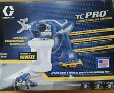 Graco TC Pro Cordless Airless Paint Sprayer - NEW SEALED FREE FAST SHIPPING