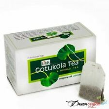 Gotukola/Centella Asiatica Herbal Tea bags Health Beauty natural winter gift hot