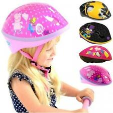 Girls Cycling Helmets with Adjustable Fitting