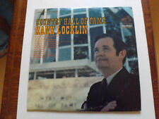 HANK LOCKLIN COUNTRY HALL OF FAME  (1968 STEREO)