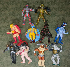 Vintage 1994 1995 Mighty Morphin Power Rangers Villains Bandai Lot of 10
