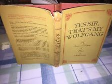 Yes Sir, That's My Wolfgang An Irreverent History Of Music By G. Marquis C. 1967