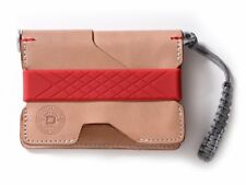 Dango Pioneer Leather EDC Wallet Made in USA (Vegetable Tan)