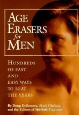 "NEW*UNOPENED* ""Age Erasers for Men~BEAT THE YEARS~MEN'S HEALTH"" 1994 HC"